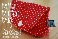 betty button bag [freebie] ~ liebedinge. TaTüTa-Größe