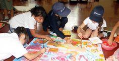 """Programa """"Arte en las escuelas"""". Argentina"""