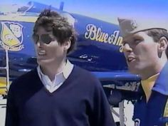 Touch The Sky - Christopher Reeve Flies with the Blue Angels