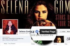 Los Angeles - O Facebook começou a verificar a identidade das páginas de famosos e marcas em sua rede social com um ícone azul junto ao nome da personalidade, um sistema que simula o que funciona no Twitter desde junho de 2009.