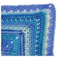 Atlanticus Crochet Along (CAL) Part 7 - Hooked on Sunshine