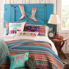 My New Bedspread For My New Bed I Just Love It It S So