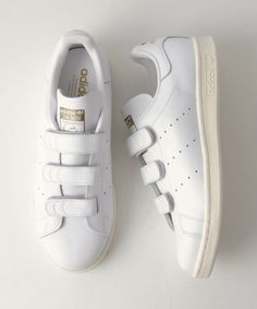 on sale ea4b4 08ae4 adidas(アディダス)の「<adidas(アディダス)> STAN SMITH CF TF スニーカー(スニーカー)」 - WEAR