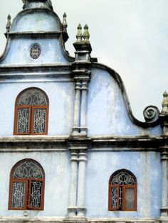 16th Century Portuguese Church, Kochi, India.