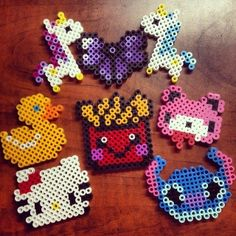 Perler bead crafts by iambeader