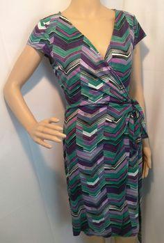 ce35d6edf4 Ann Taylor Wrap Dress Size S Career Office Church Wear  AnnTaylor   WrapDress  WeartoWork