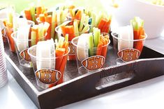 Love this for home games! Would be great for kids sporting event snacks too.