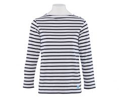 ORCIVAL - Sailor Mixed White / Navy
