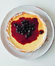 Αμερικανικό τσίζκεϊκ φούρνου Cake Recipes, Dessert Recipes, Desserts, Cheesecake Bars, Cream Pie, Greek Recipes, Cheesecakes, Breakfast Recipes, Sweet Treats