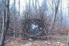 Hidden portals to other dimensions.