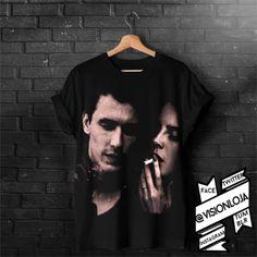Camiseta Loja Vision. http://www.lojavision.com.br/4223f/camiseta-lana-del-rey-and-james-franco