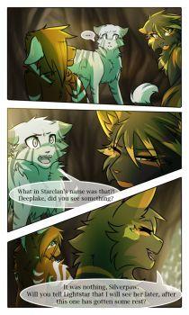 Scarlet River: Pg 8 by on DeviantArt Warrior Cat Names, Warrior Cats Comics, Warrior Cat Drawings, Warrior Cats Fan Art, Warrior 3, Cat Comics, Warriors Memes, Cat Reading, Furry Art