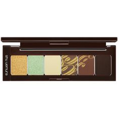 Shu Uemura Mint And Vanilla Palette ($65) ❤ liked on Polyvore