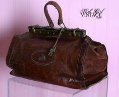 1970 S The Bridge Leather Dr Bag Satchel Bags Handbags Vintage