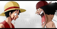 Luffy vs teach
