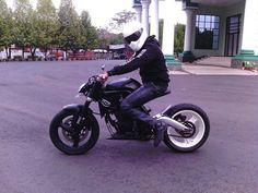 Basic Honda Tiger 2000, 200cc bike