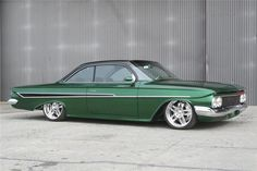 the royal emperor car Chevrolet Impala, 1961 Chevy Impala, Muscle Cars Vintage, Vintage Cars, Jackson, Chevy Muscle Cars, American Classic Cars, Collector Cars, Amazing Cars