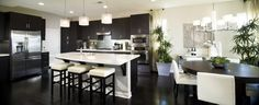 modern white silver kitchen ideas