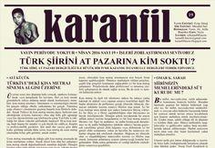 Karanfil Fanzin'in 19. Sayısı Çıktı - Edebiyat Haber Portalı