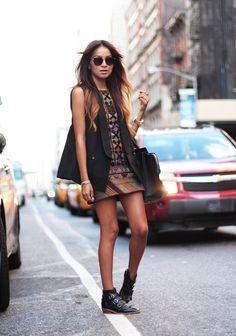 Street Style: Colete
