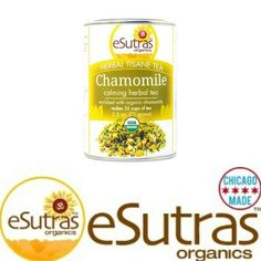 The scent of Chamomile is a sedative and helps lull the body to sleep.  #chamomile #teas #sedative #calming #herbs #esutras_organics   Available at http://esutras.com/teas-and-tisanes/302-chamomile-tea.html