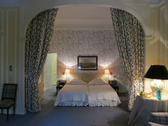 Our amazing junior suite at Brenners Park Hotel. Perfect start to our honeymoon in Baden-Baden.