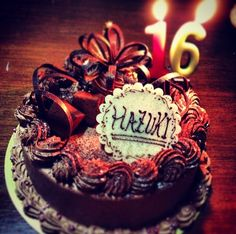 Thank you♡ very×3 Delicious  明日で16歳になります!٩꒰๑・д・꒱۶♡