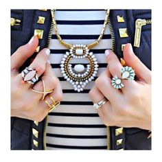 So obsessed with all these combination  || http://www.stelladot.com/sites/emilykefnor/?lc=en_us