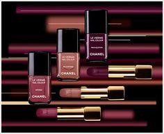 """Colección de maquillaje """"Twin Sets"""", de Chanel"""