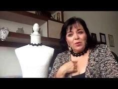 Cintas para cuello parte 2 tejida a gancho fácil y rápido - tejiendo con Laura Cepeda - YouTube