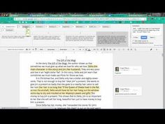 Google Classroom, Doctopus, Goobric, and Docappender for Self, Peer, and Teacher Assessment - YouTube