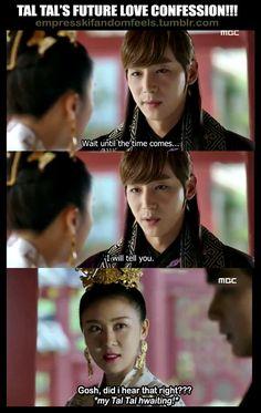 Asian Actors, Korean Actors, Jin Yi Han, Love Confessions, Empress Ki, Ha Ji Won, Future Love, Thai Drama, Regrets