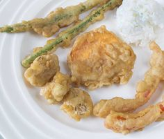 Making vegetable tempura can be tricky but follow this recipe you will have tempura that is light, crispy and delicious.