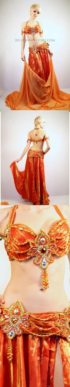 Hoda Zaki Passion Flower  - and it comes in orange! Dear Father Christmas, if I'm a very good girl . . .