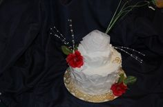 Small Wedding Cake By 2txmedics