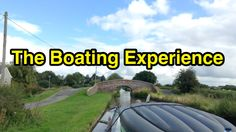 Time for a chat about the actual experience of #boating! Of course it is set to the amazing scenery of a #narrowboat heading down a #canal! #Perfect!