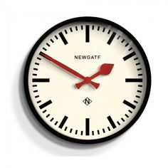 The Luggage Clock - Black - Home Accessories - Shop By Category - New For Summer