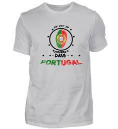 Es ist in meiner DNA - Portugal T-Shirt Portugal, Dna, Mens Tops, Fashion, Cotton, Moda, Fashion Styles, Fashion Illustrations, Gout