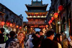 Tour Asia ,China ,Pingyao Go pro (cap 6)