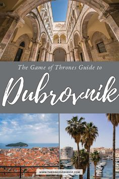 The Dubrovnik Game of Thrones Guide: Filming Locations, A Self-Guided Tour, Map +More! The Dubrovnik Game of Thrones Guide: Filming Locations, A Self-Guided Tour, Map +More!- The Dubrovnik Game of Thrones Guide: Filming Locatio Croatia Travel Guide, Europe Travel Tips, European Travel, Travel Destinations, Game Of Thrones Guide, Game Of Thrones Locations, Visit Croatia, Dubrovnik Croatia, Filming Locations