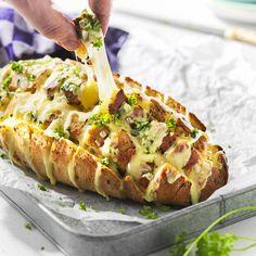 Snoepbrood met kaas..om samen te delen.