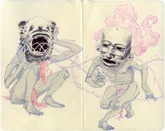Moleskine | Chamo San