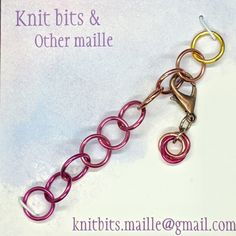 Web Server's Default Page Knitting Stitches, Knitting Needles, Circular Needles, Stitch Markers, Pretty Little, Create Yourself, Counter, Jewels, How To Make