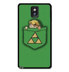 Zelda Pocket Link Quotes Samsung Galaxy S3 S4 S5 Note 3 Case