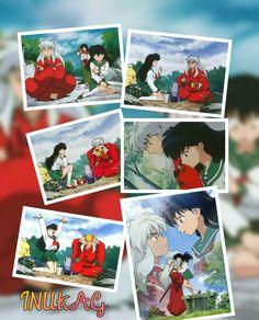 Inu, Playing Cards, Polaroid Film, Anime, Couples, Display, Playing Card Games, Cartoon Movies, Anime Music