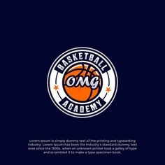 Redesign Logo, Logan, Basketball Academy, Academy Logo, Graphic Design Tutorials, Custom Logo Design, Juventus Logo, Logo Design Contest, Chicago Cubs Logo