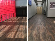 Corporate Flooring: QTS from Parterre Flooring. View our extensive collection of professional grade vinyl flooring today! Luxury Vinyl Flooring, Luxury Vinyl Plank, Floor Design, Colonial, Tile Floor, Hardwood Floors, Flooring Installation, Offices, Outdoor Decor