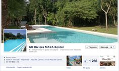 Go Riviera Maya Rental   #Social Media