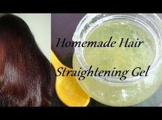Seu cabelo vai ficar liso e crescer como nunca com este alisamento totalmente natural!   Cura pela Natureza