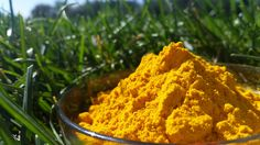 Turmeric - Our Golden Apple bars have it!  #turmeric #naturalcolorants #naturalcolor #natural #soaps #jassberry #handmadesoaps
